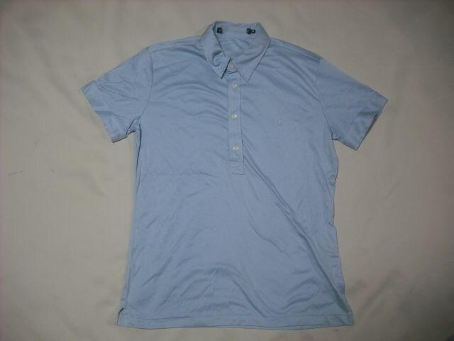 wr358 女 RALPH LAUREN ラルフローレン 半袖ポロシャツ Mサイズ  < ブランドの