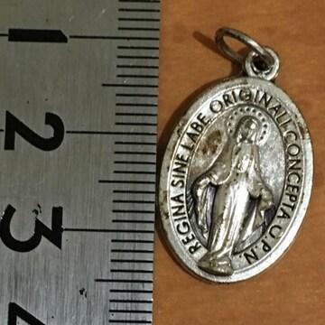 イタリア製 ルルド マリア様オメダイ ペンダントトップ