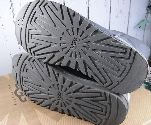 500スタ★本物正規UGG オーストラリア ムートンブーツ 6W約23cm