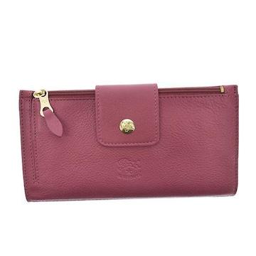◆新品本物◆イルビゾンテ 長財布(PK)『SCW007』◆