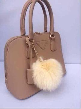 ★新品、毛皮フオックスファーボンボリ9色選択可能