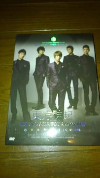 DVDソフト 東方神起 THE 3RD ASIA TOUR CONCERT  IN SEOUL