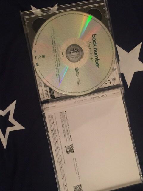 バックナンバー ハッピーエンド 初回盤 DVD付き < タレントグッズの