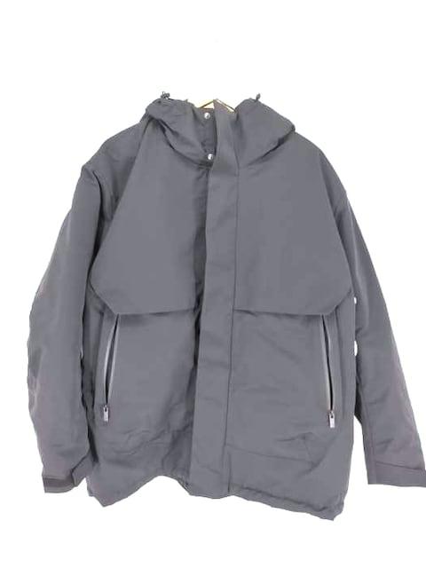 ハイブリッド ダウン オーバー サイズ ジャケット
