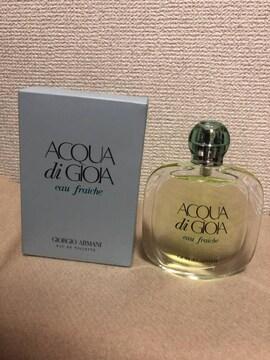 アルマーニ アクア ディ ジョイア ジオ オーフレッシュ 香水50ml
