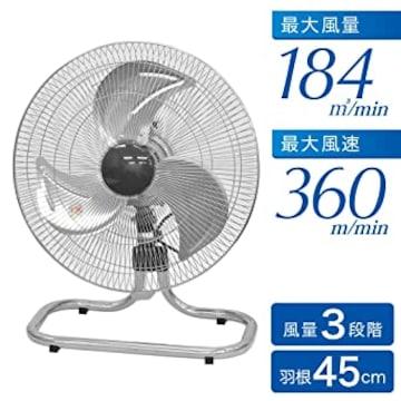 工業用扇風機 大型 床置き アルミ/m