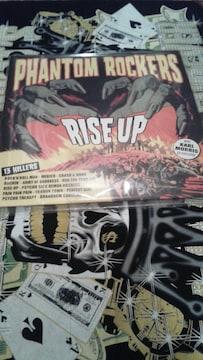 Phantom rockers/rise up�峠イコビリーKrewmenクリームソーダpsychobilly