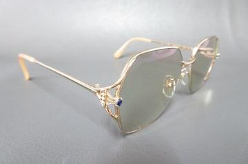 シチズン CLAIRE メガネフレーム 装飾眼鏡  1/20 12KGP