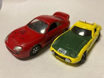 ジャンクトミカ・トヨタ2000GT、スープラ(他も出品中)