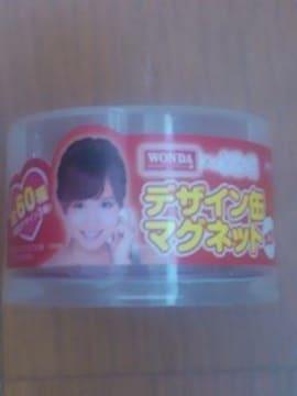 新品ワンダデザイン缶マグネット�Sスタ