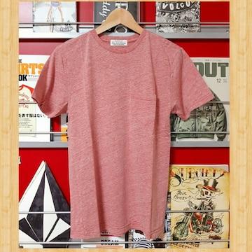 ユナイテッドアローズ 半袖Tシャツ 胸ポケット S アメリカ製 美品 Green Label