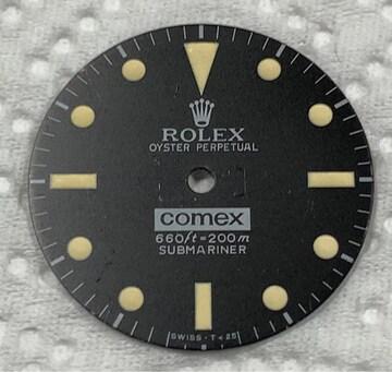 【鑑定済み。】ROLEX サブマリーナ ダイヤル