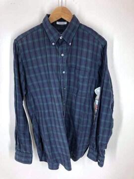 Engineered Garments(エンジニアードガーメンツ)チェック柄ボタンダウンシャツシャツ