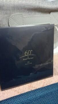グランドセイコー 60周年 天然藍染 ハンカチ 未開封 新品 貴重非売品 2020