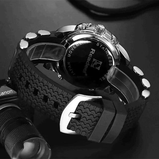 超オススメ★ベストセラー LEDクロノグラフ軍事腕時計 < 男性アクセサリー/時計の