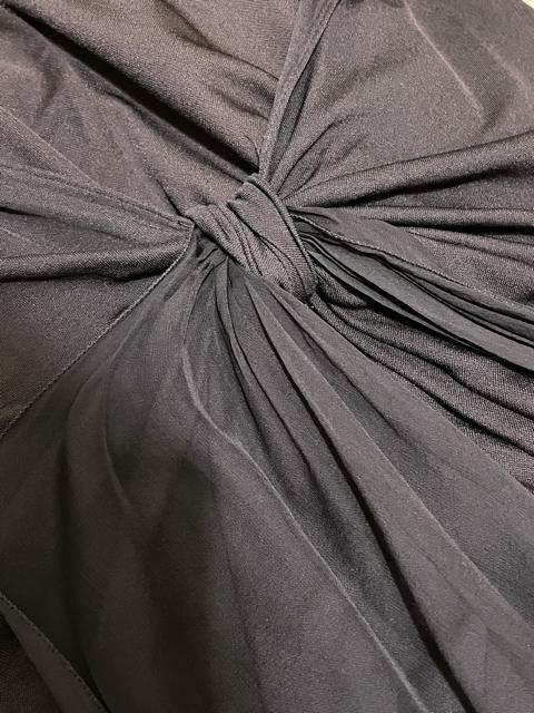 ホルターネック タイトワンピース #S < 女性ファッションの