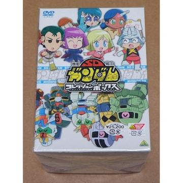 新品 機動戦士SDガンダム コレクションボックス DVD