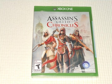 XBOX ONE★ASSASSIN'S CREED CHRONICLES 海外版