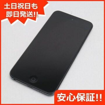 ●安心保証●超美品●iPod touch 第6世代 32GB スペースグレイ