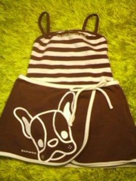 ●OLIVE de OLIVE● スカート付水着 90