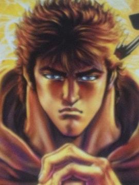 【パチスロ 北斗の拳〜転生の章】非売品プロモーションポスター