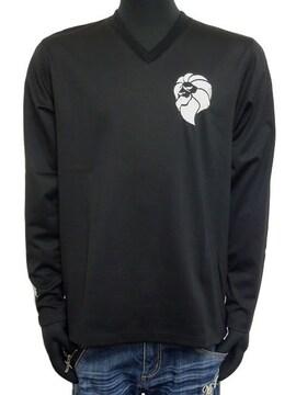 新品ネスタ191NB1101スムースロンT長袖Tシャツ黒M
