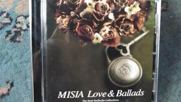 MISIA Love&Ballads ベストバラード