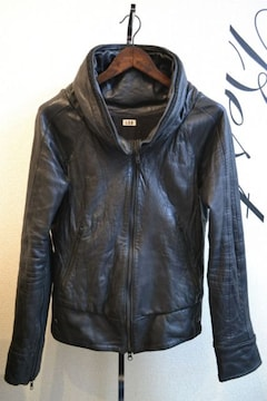 LGBルグランブルー BONO6レザージャケット