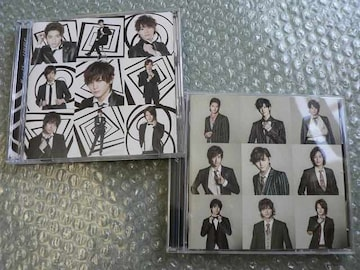 Hey!Say!JUMP『Ride With Me』【初回盤1+2】2枚set/他にも出品