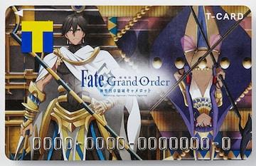 Tカード Fate/Grand Order 神聖円卓領域キャメロット エジプト領