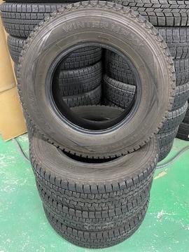 1082743)激安国産スタッドレスタイヤ165R13LT6PRコンパクトカ-バンタイヤ送料無料