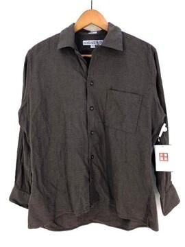 INDIVIDUALIZED SHIRTS(インディビジュアライズドシャツ)オープンカラーL/Sシャツシャツ