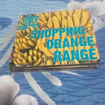ORANGE RANGE/ 裏ショッピング CD 2枚組 + DVD
