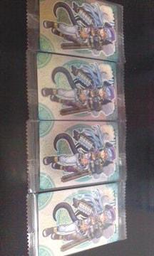 未開封神羅万象チョコレアカード第2章No055メルフィス/四枚まとめ売り