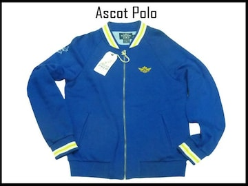 新品  アズコットポロ Ascot Polo ジャケット L