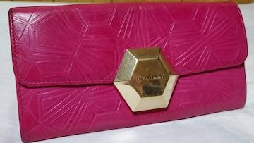 正規レア ブルガリ マシュー ウィリアムソン コラボ エクストララージL ジュエリー装飾 長財布