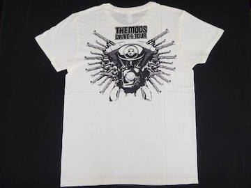 THE MODS/ザ モッズ[2010 DRIVE4 TOUR]【Tシャツ(M)】森山達也