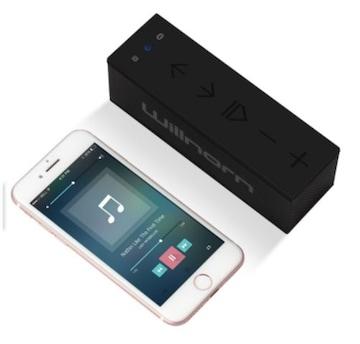 ポータブル Bluetooth スピーカー 10W黒