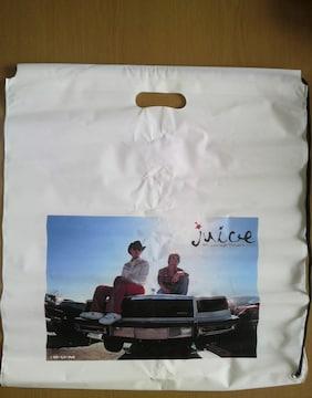 B'z LIVE-GYM 2000 Juice ビニールバック