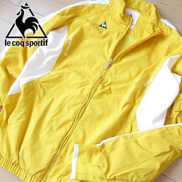 超美品 M ルコックスポルティフ ゴルフ メンズ 2wayジャケット