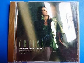 中森明菜 GOLD CD CRUISE
