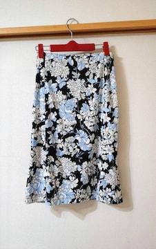 スーナウーナ 花柄スカート