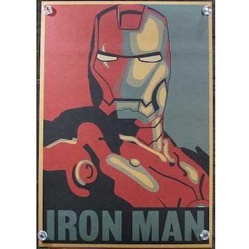 新品【ポスター】Iron Man/アイアンマン