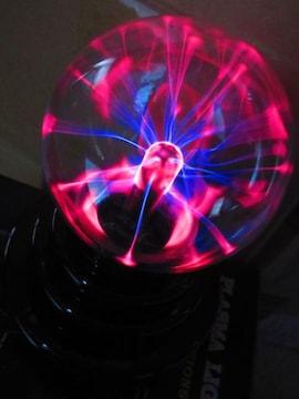 未使用☆プラズマライトボール2019*USB科学タッチおもちゃ
