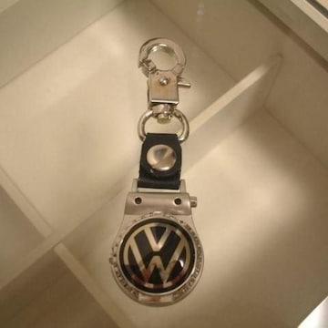 ★送料無料★激安★Volkswagen★キーホルダー型時計★新品★SALE