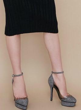新品未使用リゼクシークリアピンハイヒールパンプスシューズ女靴