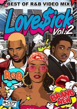 ♪送料無料♪ ★ Love$ick Vol.2 / S-Cut Records ★