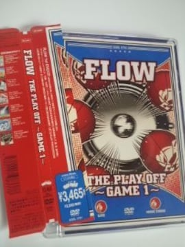 DVDFLOW THE PLAY OFF GAME 1送料込み