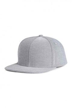 ☆H&M/エイチアンドエム ワンポイント刺繍 デザイン キャップ/帽子/メンズ☆新品