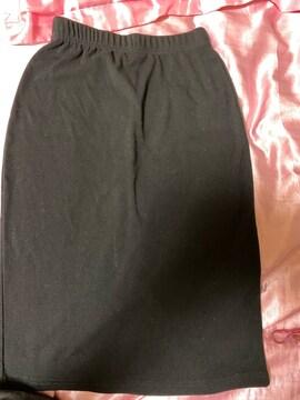 タイトスカート ブラック